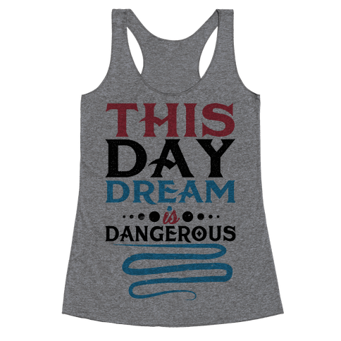 Daydreaming Racerback Tank Top