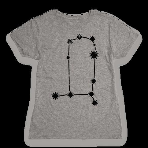 Gemini Womens T-Shirt