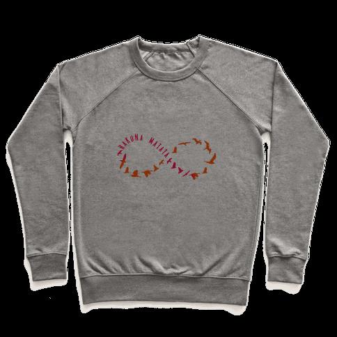 Hakuna Matata Infinity Pullover