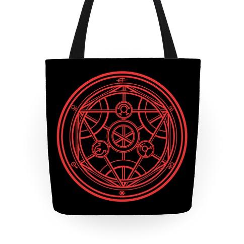 Transmutation Circle Tote