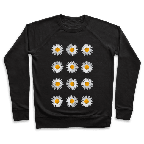 Daisies Pullover