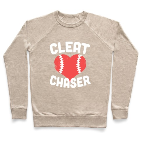 1145b3fe Cleat Chaser Crewneck Sweatshirt | LookHUMAN