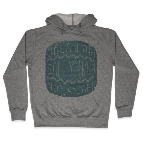 Ocean Air Hooded Sweatshirt