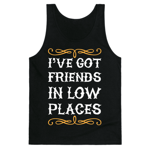 Low Places Tank Top