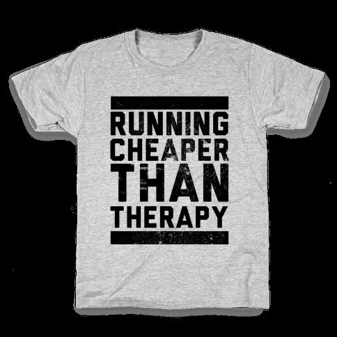 Running Kids T-Shirt