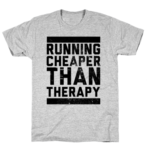Running Mens T-Shirt