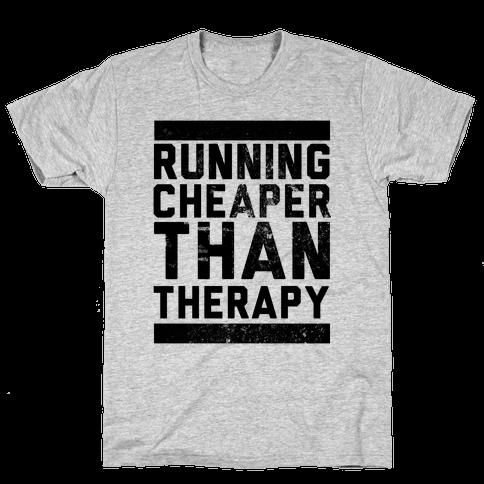 Running Mens T-Shirt