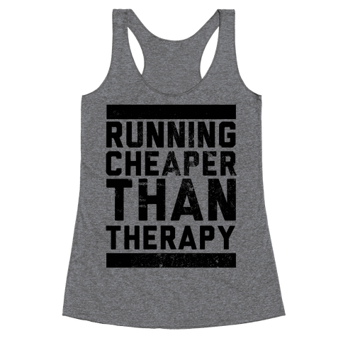 Running Racerback Tank Top