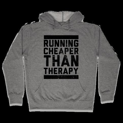 Running Hooded Sweatshirt