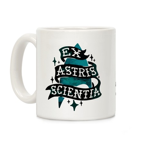 Ex Astris Scientia Coffee Mug