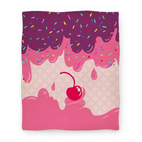 Sweet as Frosting Blanket Blanket