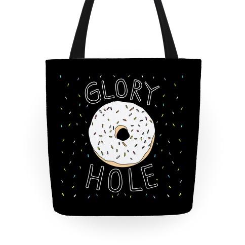Glory Hole Donut Tote
