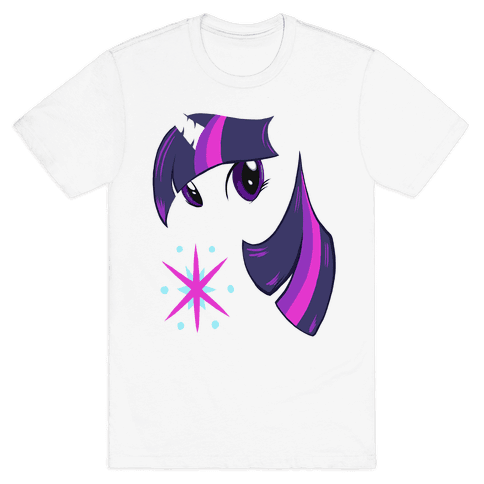 The Sparkling Pony Mens T-Shirt