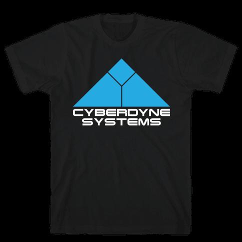 Cyberdyne Systems (Dark) Mens T-Shirt