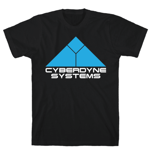 Cyberdyne Systems (Dark) Mens T-Shirt