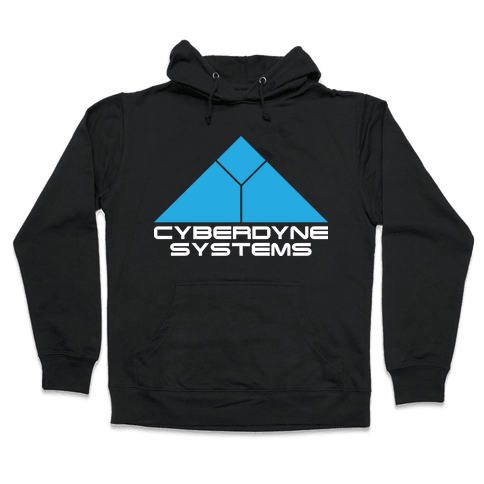 Cyberdyne Systems (Dark) Hooded Sweatshirt