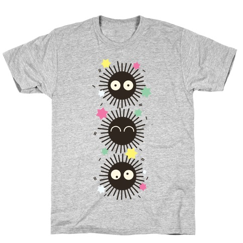 Happy Soot Sprites T-Shirt