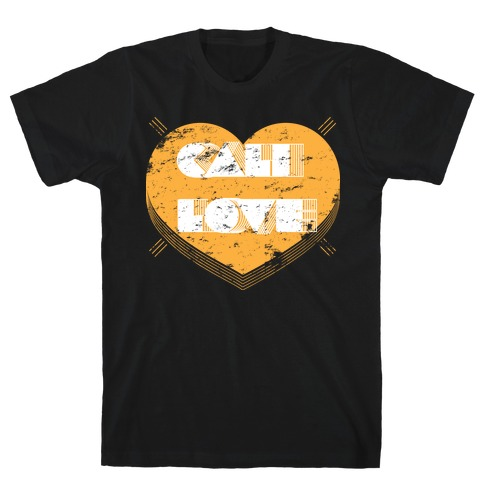 Cali Love T-Shirt