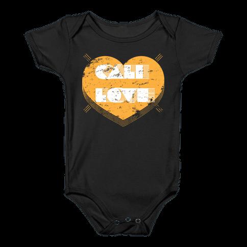 Cali Love Baby Onesy