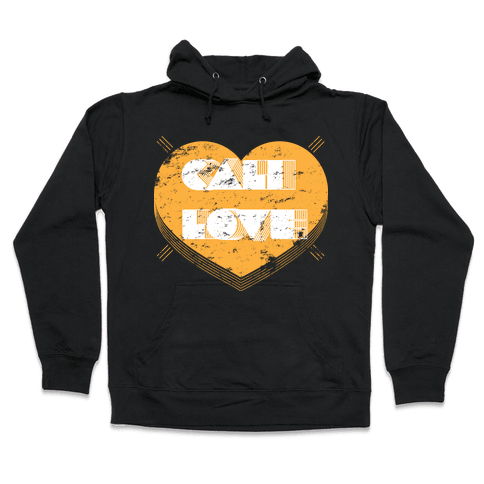 Cali Love Hooded Sweatshirt