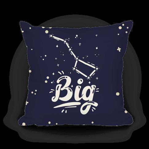 Dippers (Big Dipper) Pillow