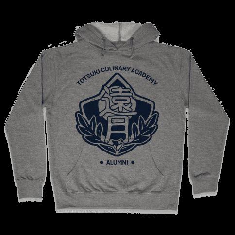 Totsuki Culinary Academy Alumni Hooded Sweatshirt