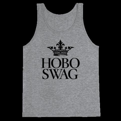 Hobo Swag Tank Top