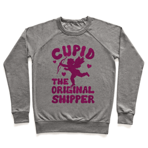 Cupid The Original Shipper Pullover