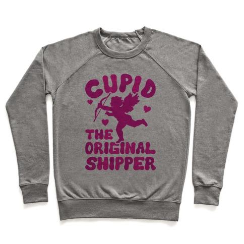 Cupid The Original Shipper Pullover