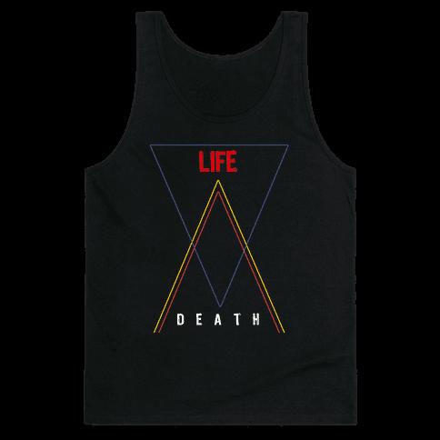 Life Vs Death Tank Top