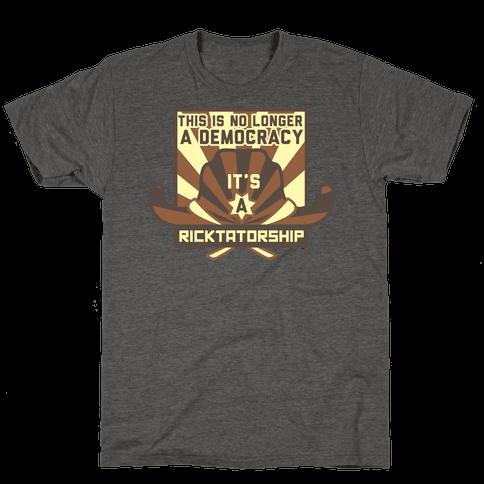 Ricktatorship Revolution