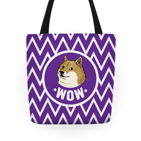 Doge Tote! Wow! Tote