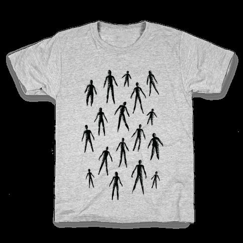 Amigara Fault Part One Kids T-Shirt