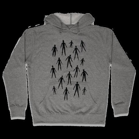 Amigara Fault Part One Hooded Sweatshirt