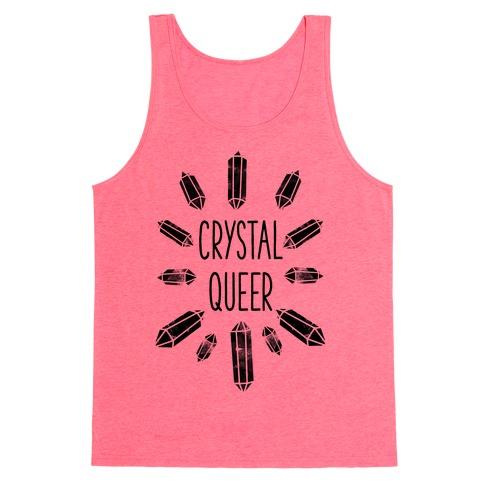 Crystal Queer Tank Top