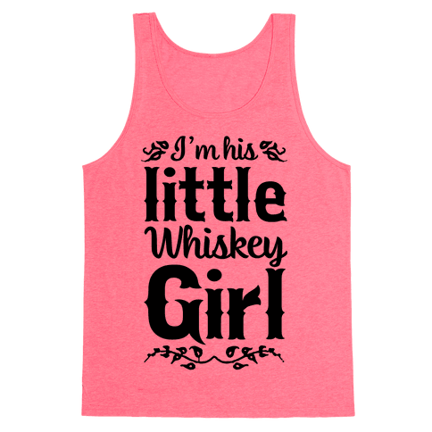 Little Whiskey Girl Tank Top