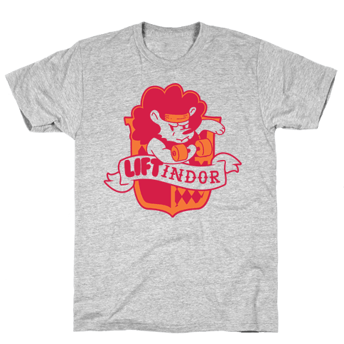 LIFTindor Mens T-Shirt