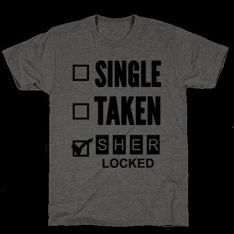 Single Taken Sherlocked