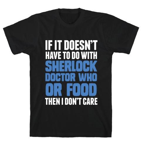 Then I Don't Care (light) T-Shirt
