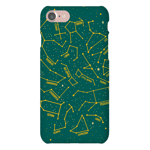 Constellation Star Pattern Phone Case