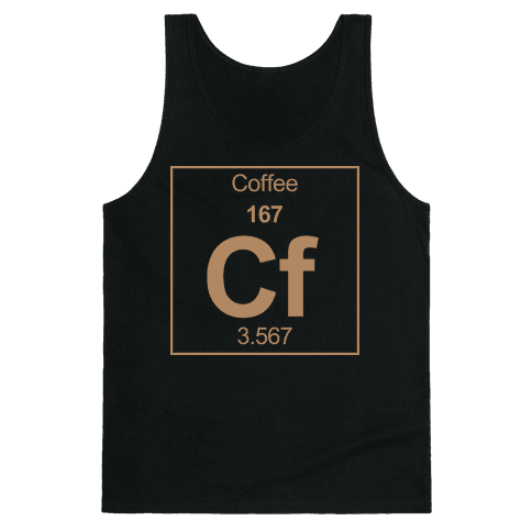 Coffee Tank Top