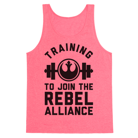 Training To Join The Rebel Alliance