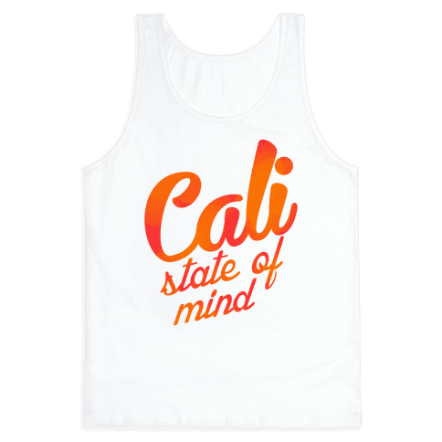 Cali State of Mind Tank Top