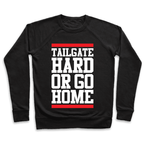 Tailgate Hard Pullover