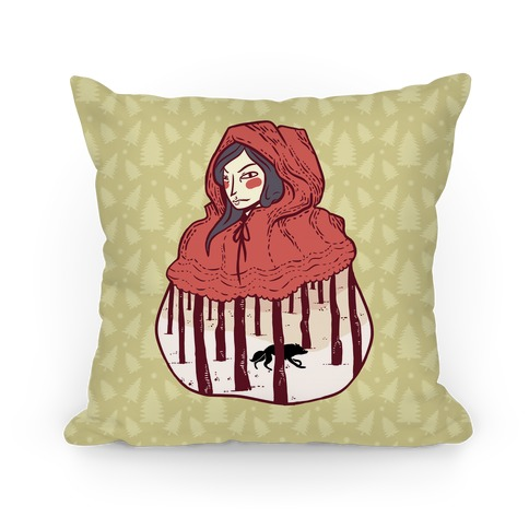 Little Red Pillow