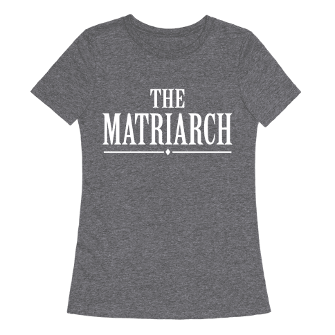 The Matriarch (Juniors)