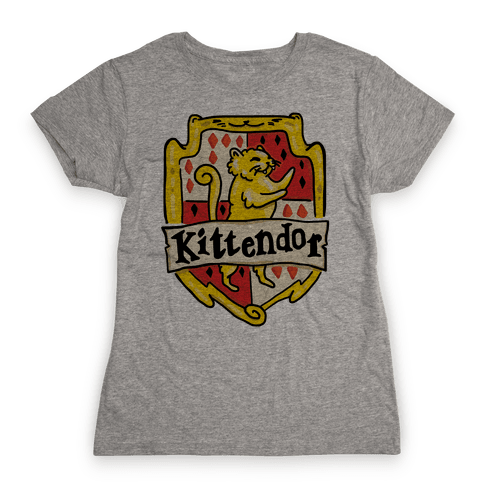 House Cats Kittendor Womens T-Shirt