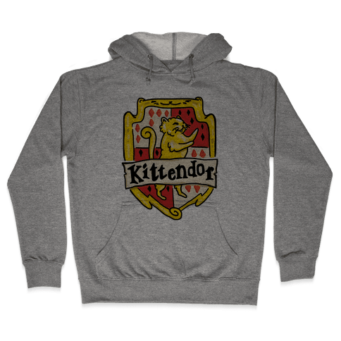 House Cats Kittendor Hooded Sweatshirt