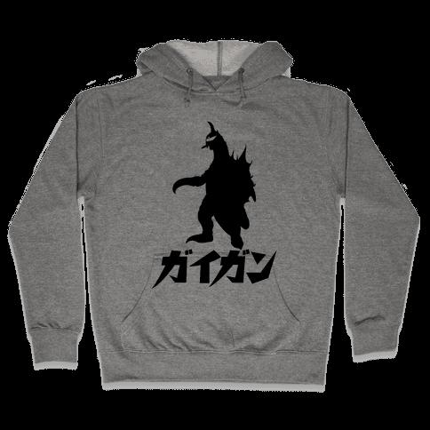 Gigan Hooded Sweatshirt