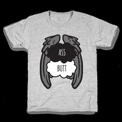 Ass Butt (TFIOS) Kids T-Shirt
